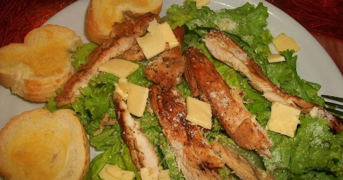 Deliciosas tiritas de pollo